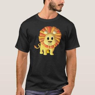 T-shirt Lion mignon de Lil