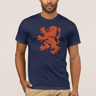 T-shirt Lion néerlandais