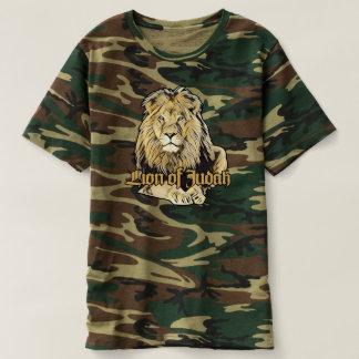 T-shirt Lion of Judah - Jah Army Shirt