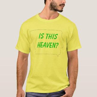 T-shirt l'Iowa, est ce ciel ?