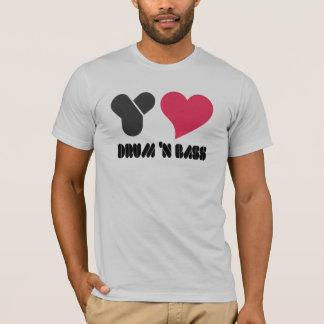 T-shirt Liquid Drum and Bass