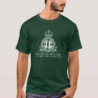 T-shirt L'Irlande du Nord - conception celtique de