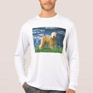 T-shirt Lis 5 - Terrier blond comme les blés (support)