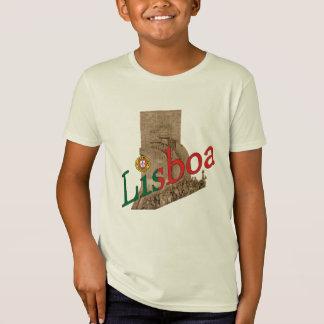T-Shirt Lisbonne