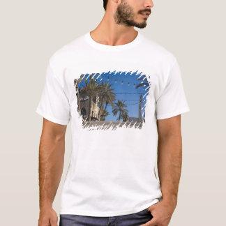 T-shirt L'Israël, Tel Aviv, Jaffa, escaliers, vieux Jaffa