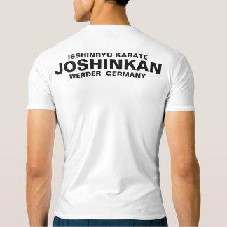 T-shirt L'Isshinryu carat, Joshinkan, Werder, Allemagne,