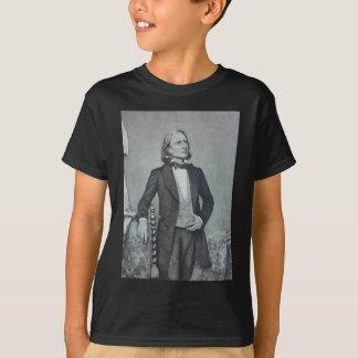 T-shirt liszt de Franz