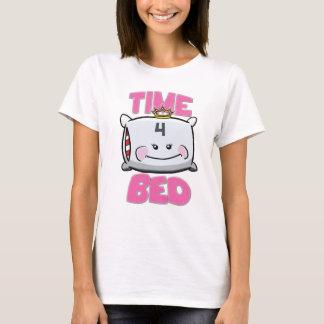 T-shirt LIT du temps 4 - princesse Edition