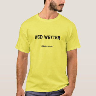T-shirt lit plus humide