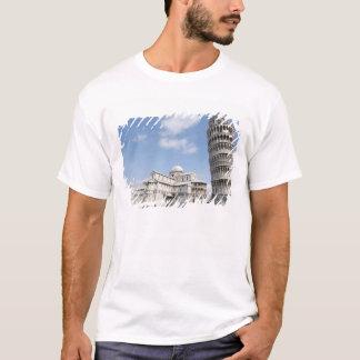T-shirt L'Italie, Pise. Cathédrale, baptistry et