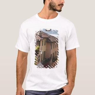 T-shirt L'Italie, province de Como, Bellagio. Salita