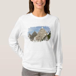 T-shirt L'Italie, Puglia, Alberobello, dei Trulli de