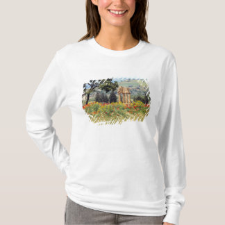 T-shirt L'Italie, Sicile, Agrigente. Les ruines du