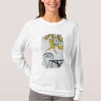 T-shirt L'ITALIE, Sicile, TAORMINA : Bam, détail de café