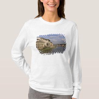 T-shirt L'Italie, Toscane, Florence. Vue de jour de