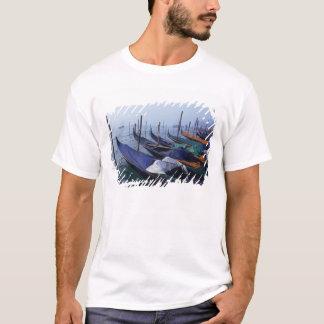 T-shirt L'Italie, Venise. Gondoles