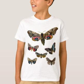 T-shirt Lithographies de papillon