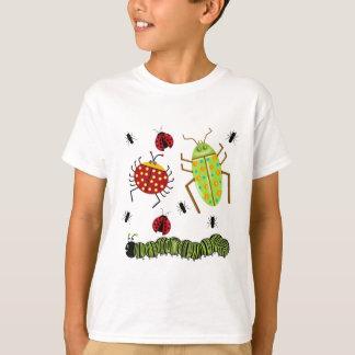 T-shirt Littlebeane branche la fourmi sur table d'écoute