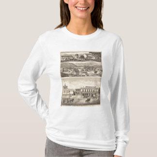 T-shirt Livermore, résidences de Bardellini, fermes, hôtel
