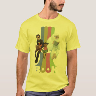 T-shirt LIVRE ! Chemise