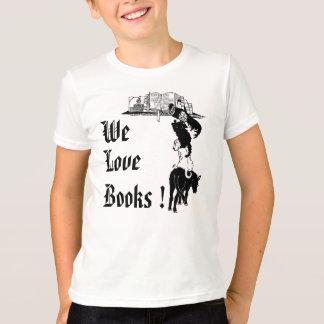 T-shirt Livre de ville de Brême