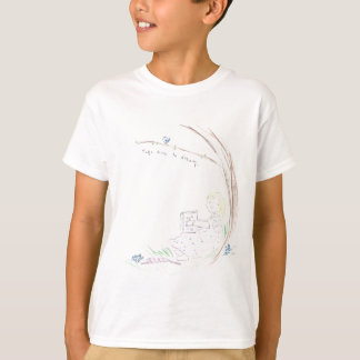 T-shirt Livre des rêves