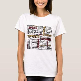 T-shirt Livres de livres de livres !
