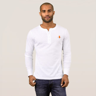 T-shirt LLC d'athlétisme de victoire - longue chemise de