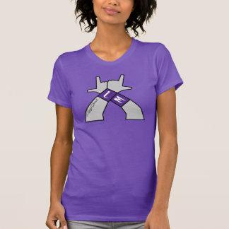 """T-shirt """"LM"""" par le Graal-W de Lucas"""