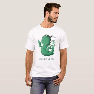T-shirt Lochs petits de Nessie de l'amour