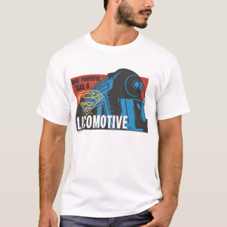 T-shirt Locomotive