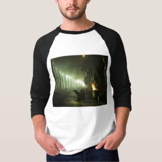 T-shirt Locomotives dans Roundhouse