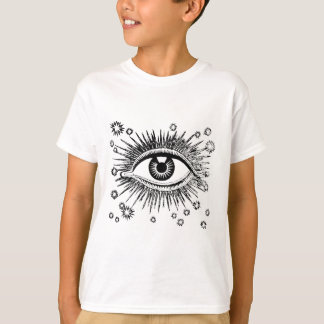 T-shirt L'oeil mystique voit tous