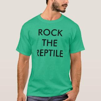 T-shirt Loge de liberté : Basculez le reptile