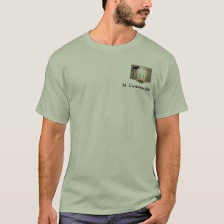 T-shirt Loge impeccable d'orignaux