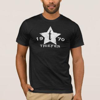 T-shirt Logo 1970 de Thiefen