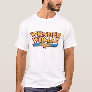 T-shirt Logo 2 de femme de merveille