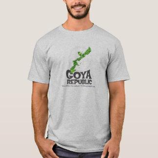 T-shirt Logo audacieux de République de Goya