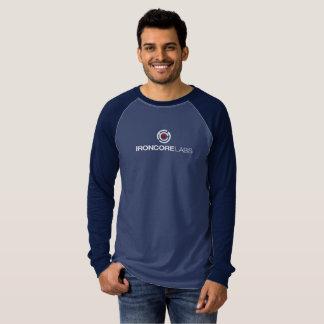 T-shirt Logo avant à deux tons
