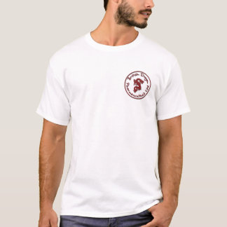 T-shirt Logo britannique de dragon