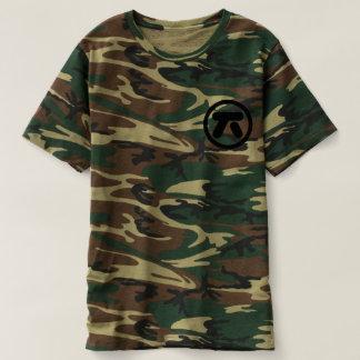 T-shirt Logo bronzage de camp de jungle