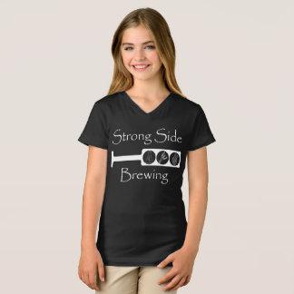 T-shirt Logo carré de palette - enfants