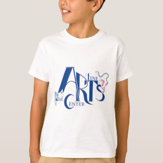 T-shirt Logo central de beaux-arts