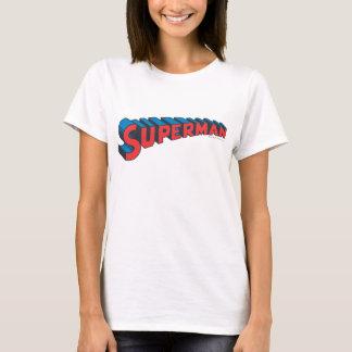T-shirt Logo classique de Superman |