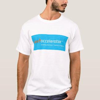 T-shirt Logo d'accélérateur de graine