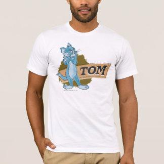T-shirt Logo d'attitude de Tom