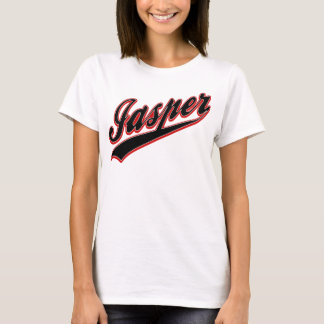 T-shirt Logo de base-ball de jaspe