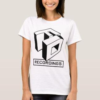 T-shirt Logo de blanc de FDR !