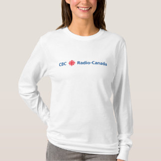 T-shirt Logo de CBC/Radio-Canada