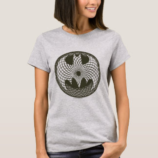T-shirt Logo de cercle du symbole | Nouveau de Batman